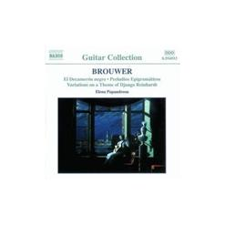 Leo Brouwer - Guitar Music Vol 2