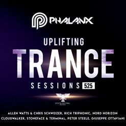 Uplifting Trance Sessions EP. 525