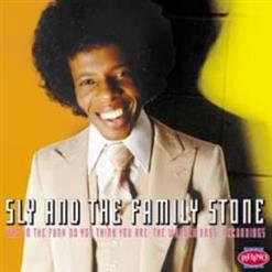 Who In The Funk Do You Think You Are: The Warner Bros. Recordings