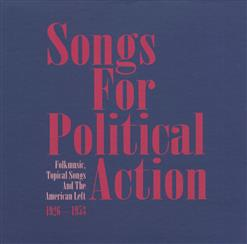 Songs For Political Action - Folk Music And The American Left, 1926 - 1953. Disc 3. The Almanac Singers March 1941 - July 1941