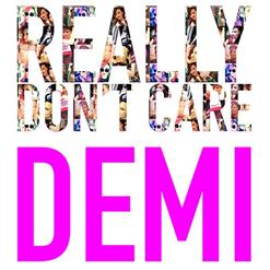 Really Don't Care (Solo Version)